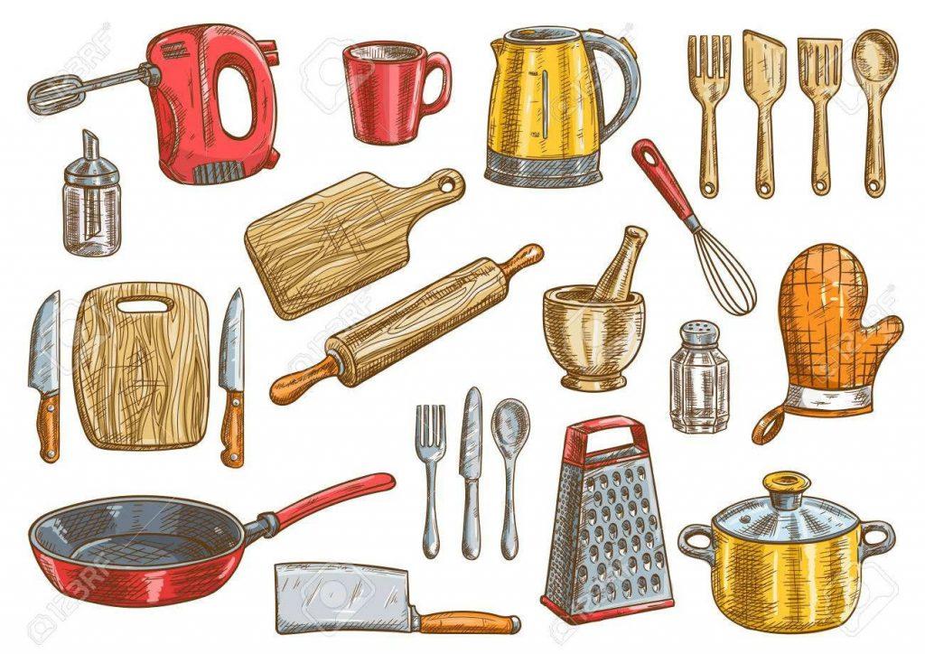 Các dụng cụ nhà bếp