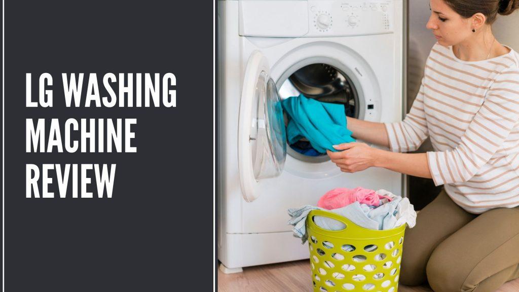 vệ sinh máy giặt lg